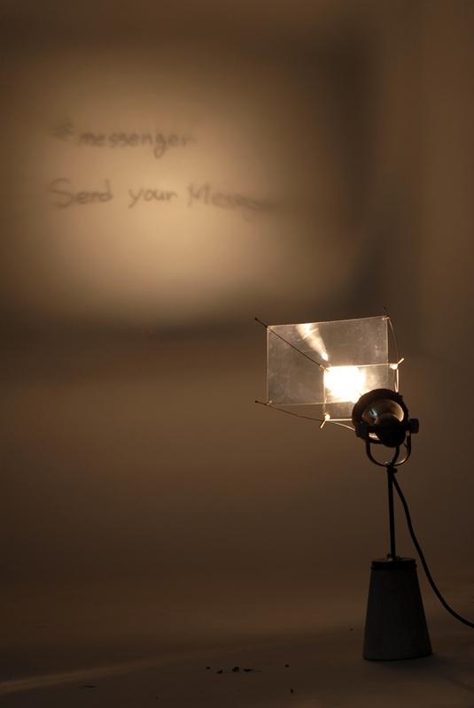 El nuevo messenger para dejar mensajes en forma de luz - Lamparas que den mucha luz ...