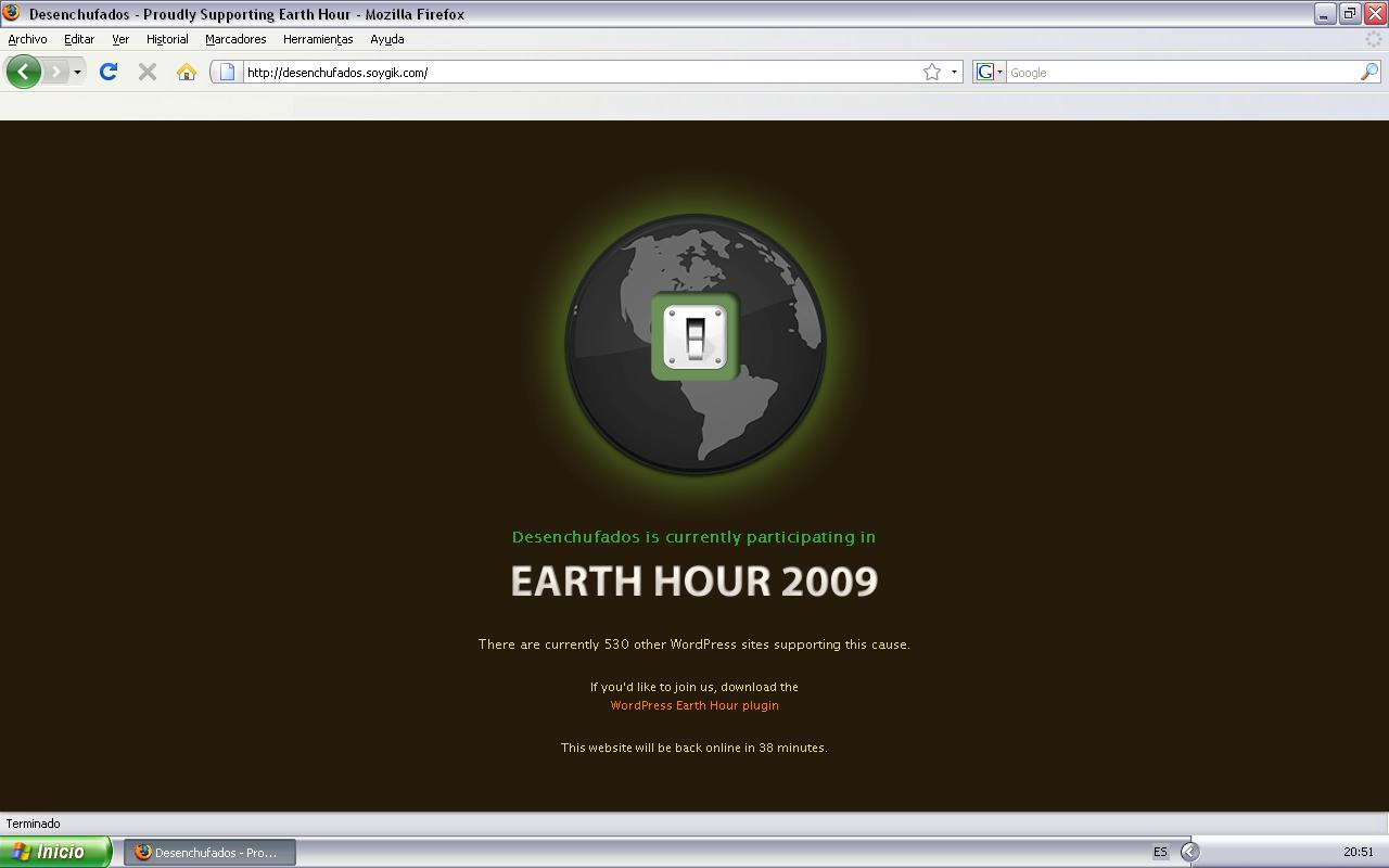 desenchufados-earth-hour