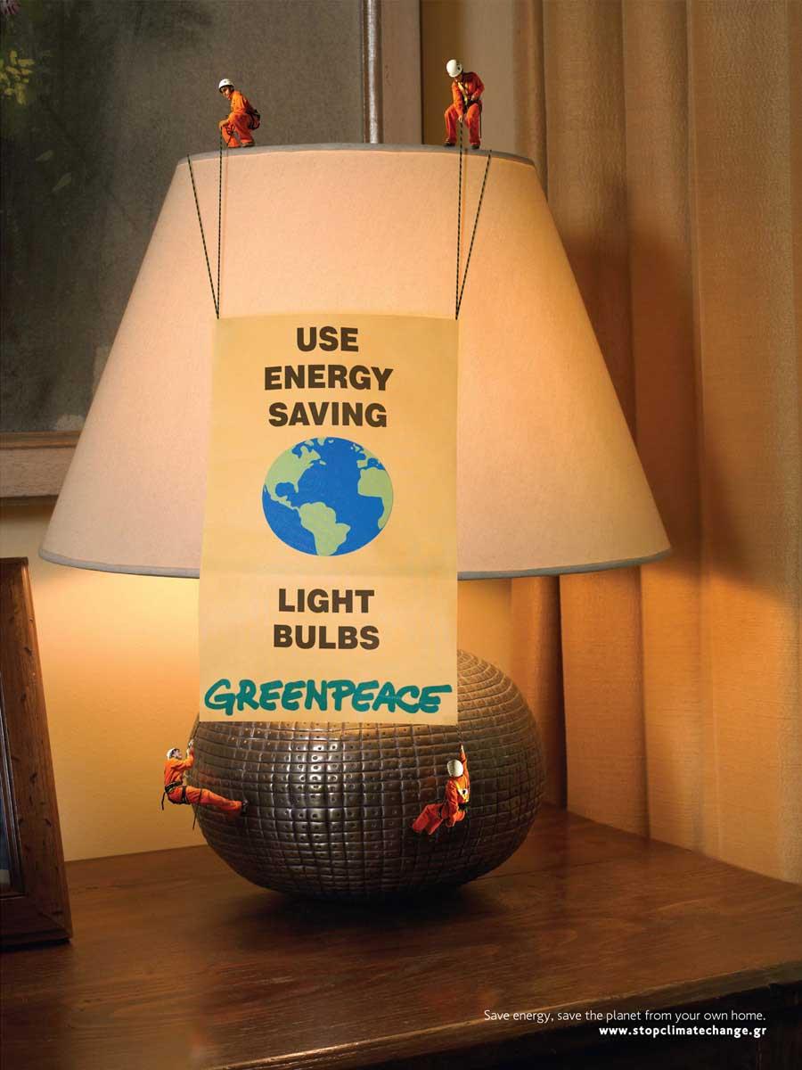 Anuncio Greenpeace