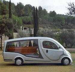 coche electrico funerario