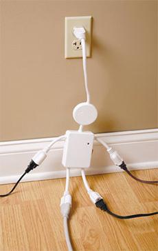 Electroman-Surge-Protector