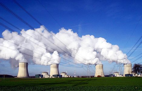 central nuclear francesa
