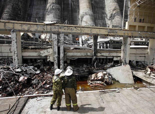 accidente hidroelectrica rusa 2