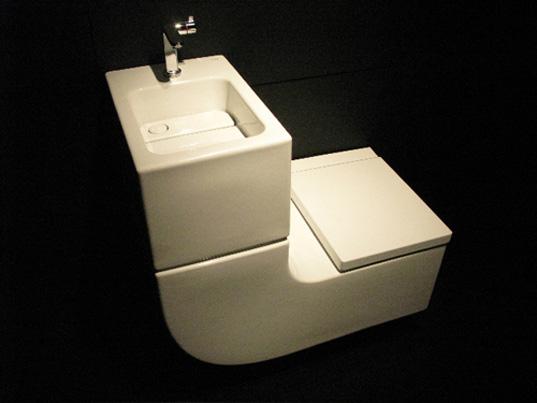 lavabo y vater unidos