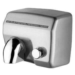 secador de manos ventilador