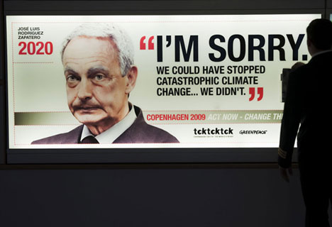 zapatero poster copenhague