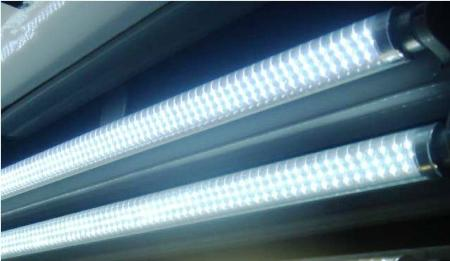 tubos LED germicidas