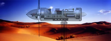 esquema de un aerogenerador