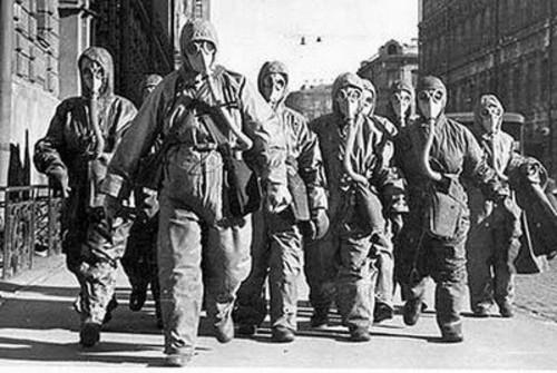 liquidadores de Chernobyl