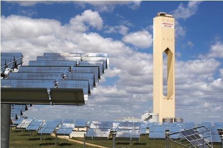 torre solar de Abengoa