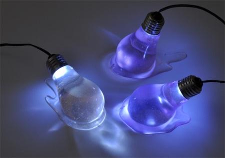 bombillas fundidas