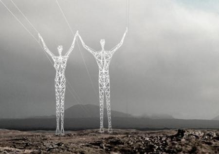 torres figuras de dos en dos
