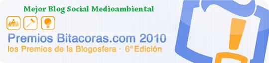 Desenchufados, Mejor Blog Social Medioambiental