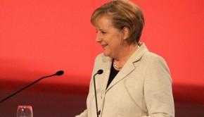 Merkel por IG BCE