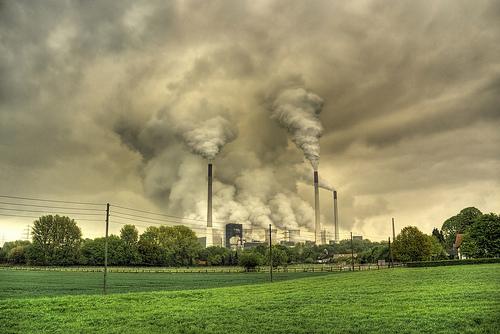 Kraftwerk Scholven  Power Plant Scholven Por DerGuy82