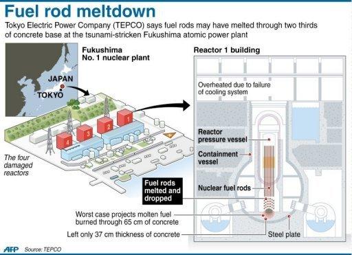 TEPCO resumen de lo sucedido