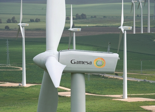 Gamesa by Scottish Government