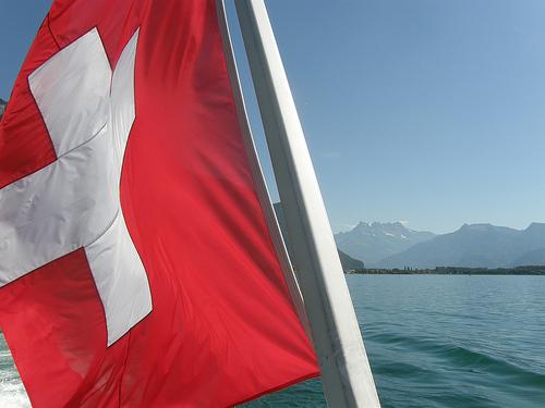 bandera suiza por keepps