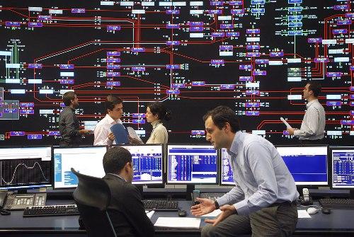 Centro_Control_Red_Electrica_Espanola