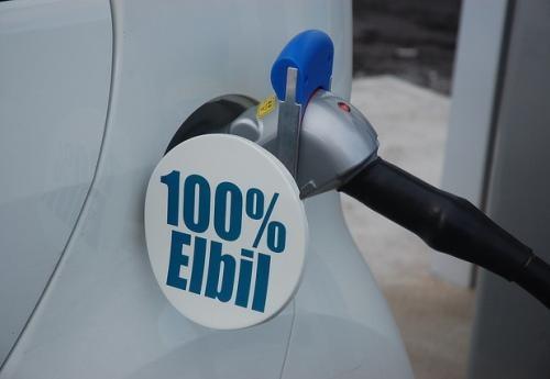 100 Elbil electricos