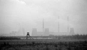 Land of coal. Power station Boxberg, 2007 por Ulrich Joho