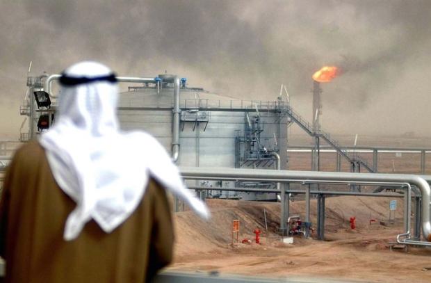 Petroleo Arabia Saudi