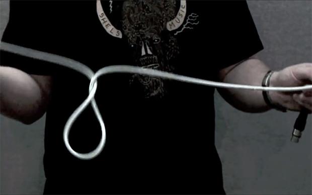 cable enredandose