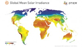 irradiacion solar global