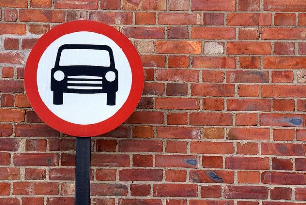 no cars por freefotouk