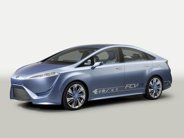 Toyota-FCVR-1