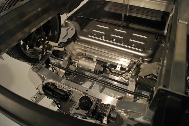 Motor y bateria del Tesla S por patrick_h