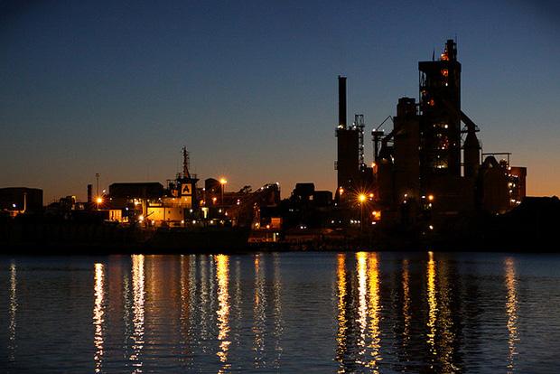 fabricante de cemento, causante de emisiones por JosephB