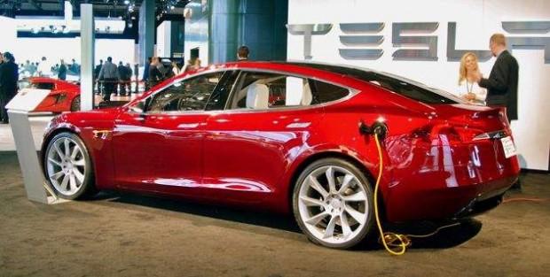 tesla model s, posible coche del año 2014