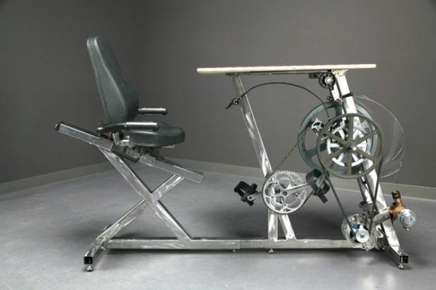 Big Rig Pedal Power