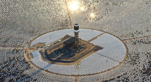 Planta solar de ivanpah