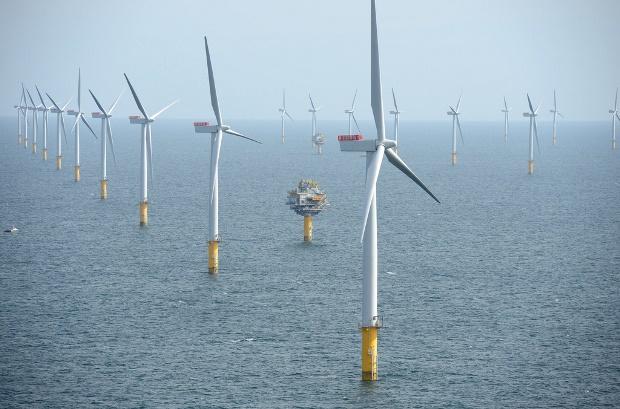 aerogeneradores offshore por NHD-INFO