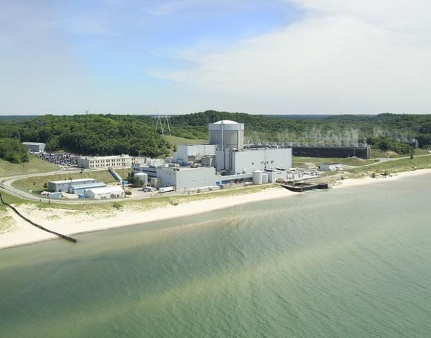 Central nuclear de Palisades por NRCgov