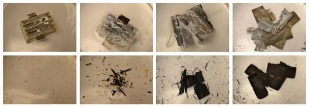 Batería biodegradable