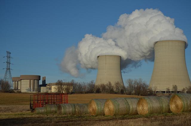 central nuclear por Michael Kappel