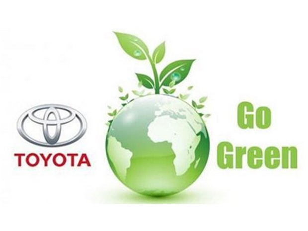 Toyota Go Green