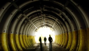 Tunel por Michał Sacharewicz