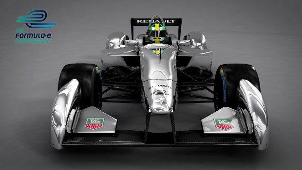 La Fórmula E