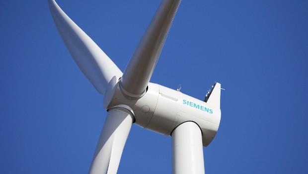 Aerogenerador de Siemens