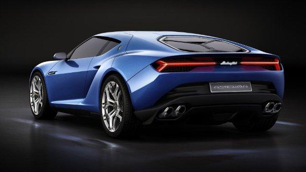 Lamborghini Asterión LP910