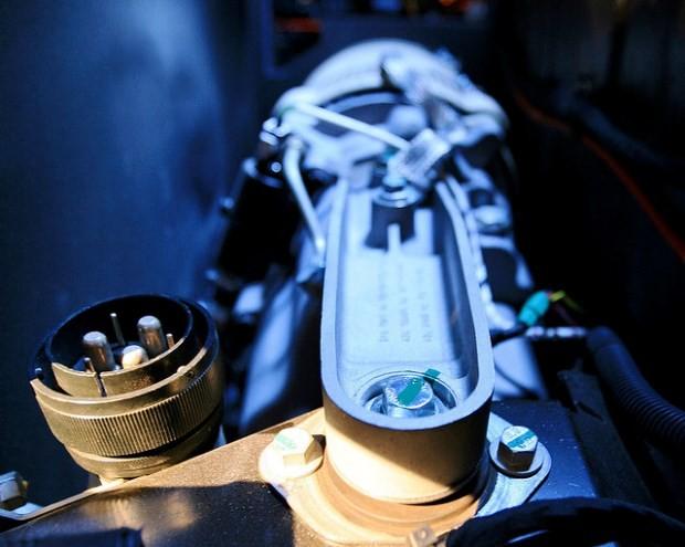 Tesla Battery por Steve Jurvetson