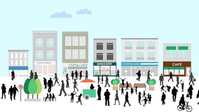 densidad urbana