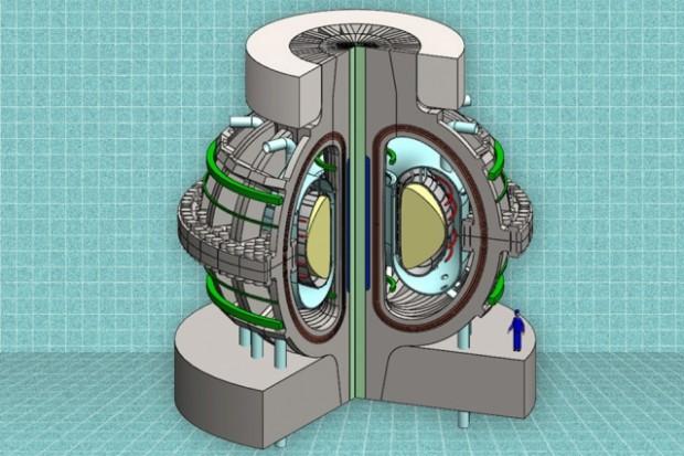 ARC reactor de fusion