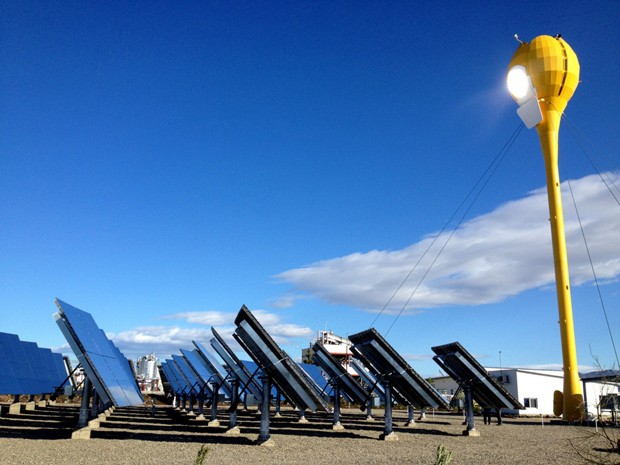 Sistema hibrido AORA Solar 2