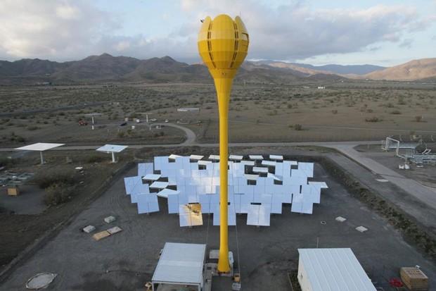 Sistema hibrido AORA Solar