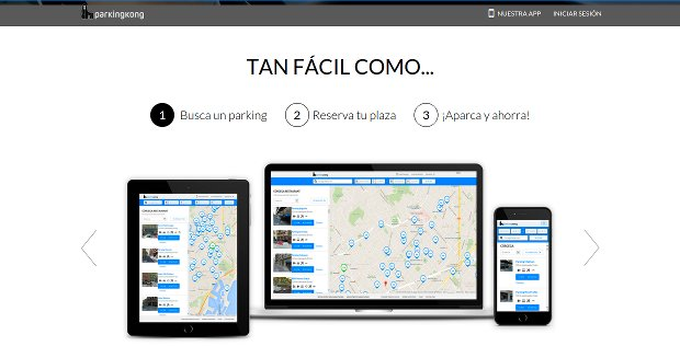 app parking